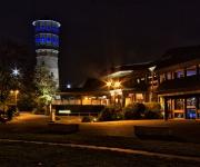 Stadthalle & Wasserturm