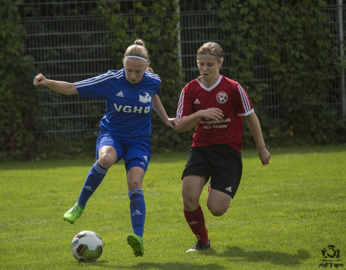 HSC BW Tündern Oberliga Damen 6