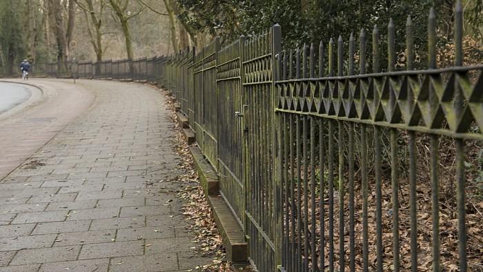 Zaun Wätjens Park