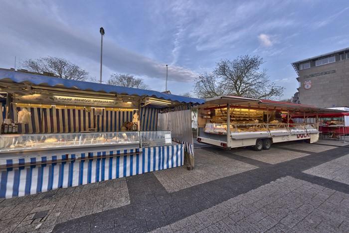 Wochenmarkt Hameln El Charif, Hakenbecker