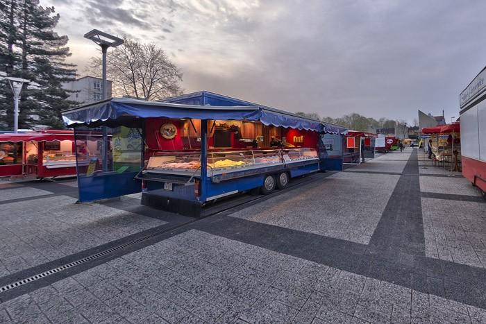 Wochenmarkt Hameln Fisch Meyer