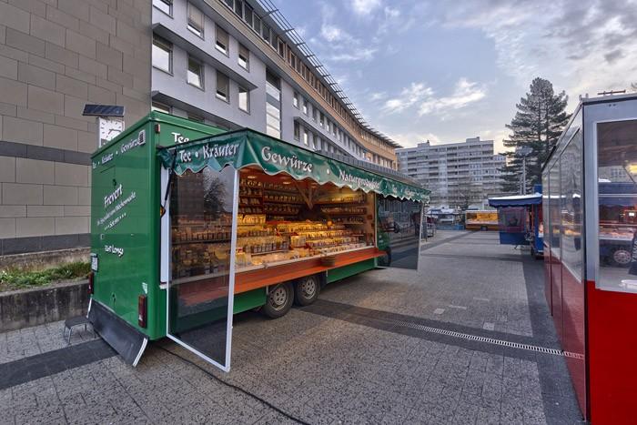 Wochenmarkt Hameln Frevert