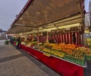 Wochenmarkt Hameln Marienhof2