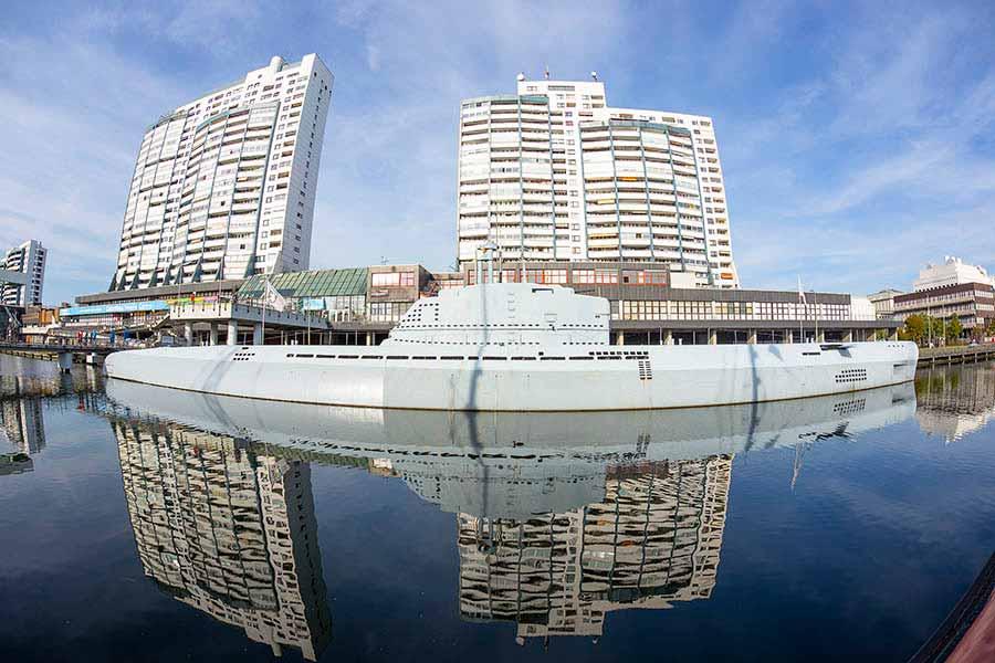 Bremerhaven-U-Boot-Bauer