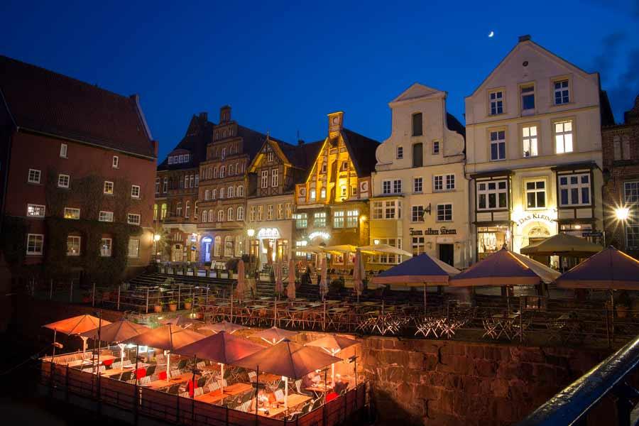 Lüneburg am Markt
